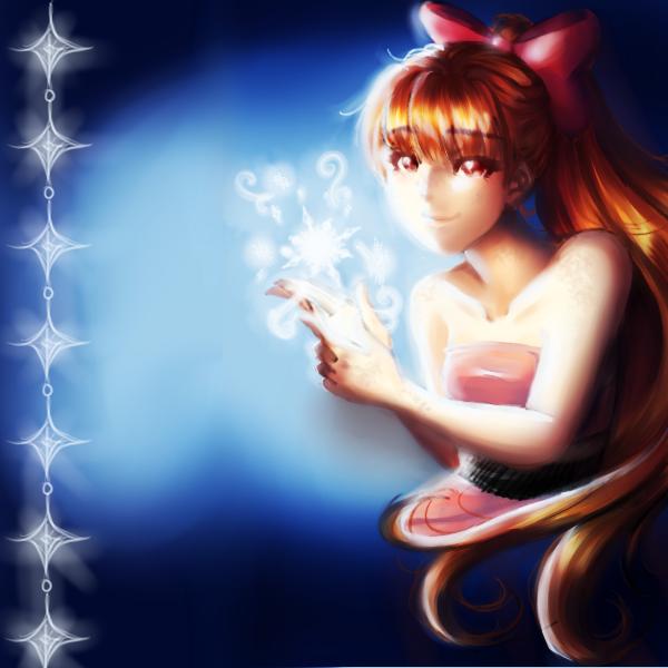 Little Ice Princess by Mii-Chiiro