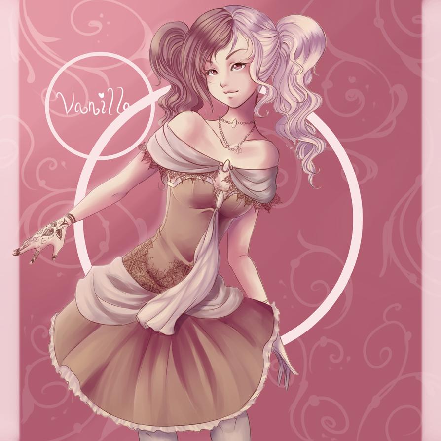 Vanilla by Mii-Chiiro