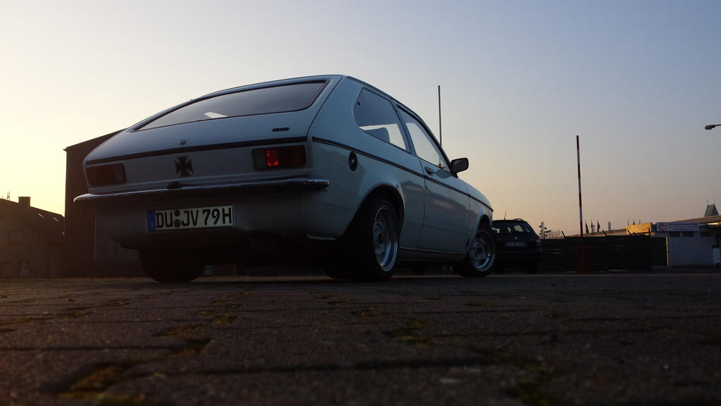 OPEL KADETT C by Jackair