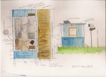 SM77 Project: an artist's conception (A)