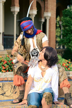 Prince of Persia. Because of you...