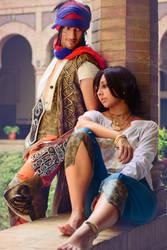 Prince of Persia. Light seeds