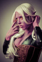 Drow. Beauty and dangerous