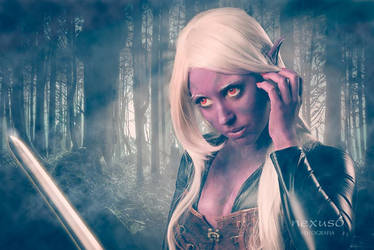 Drow. Ready for you