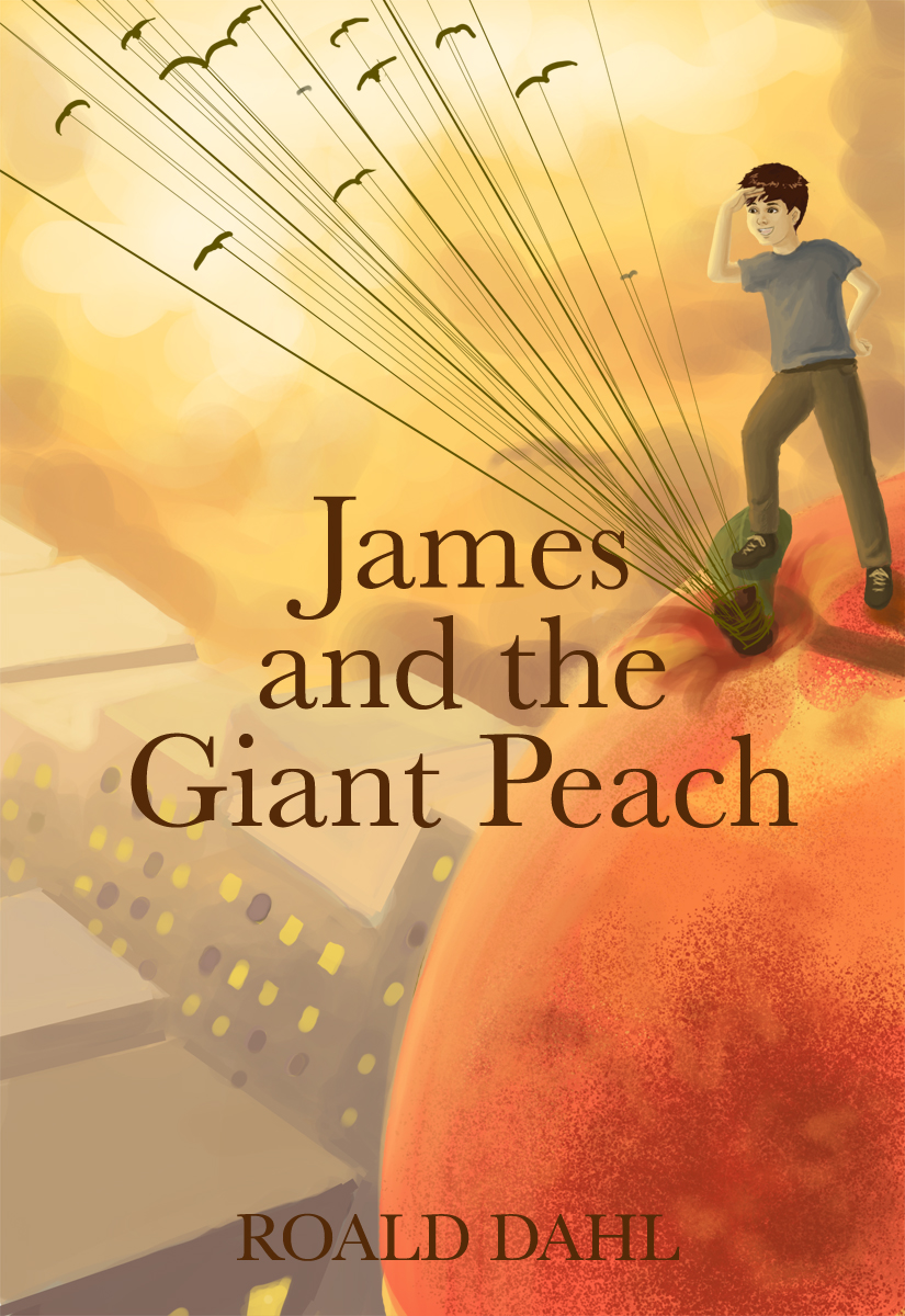 James and the giant peach by jessicasalehi on deviantart