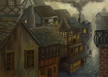 Town by jessicasalehi