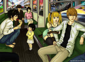Death Note by jessicasalehi