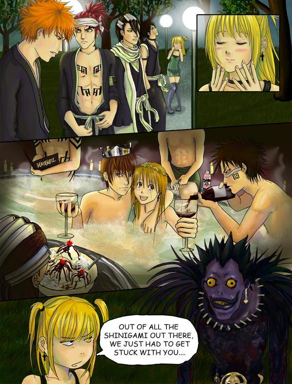Misa's Fantasy by jessicasalehi