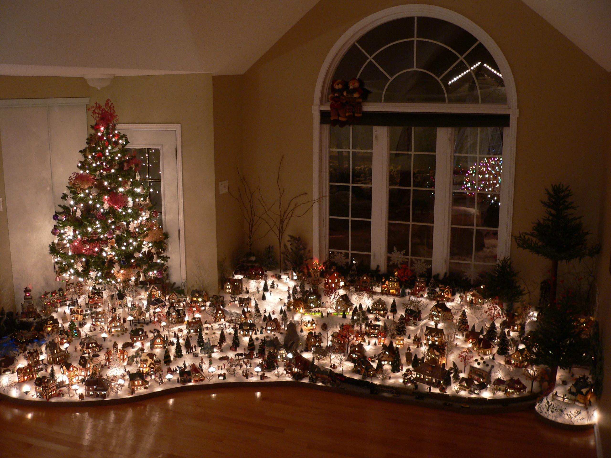 Christmas Village Original By Royfz20