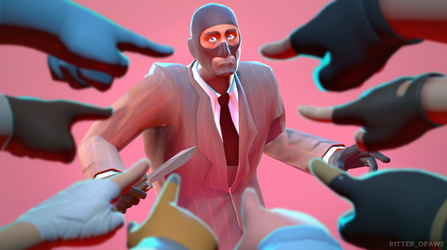 [SFM] Finger Pointers by Ritter-draws
