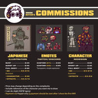 Gregg Ritter's Commissions 2020 [OPEN]