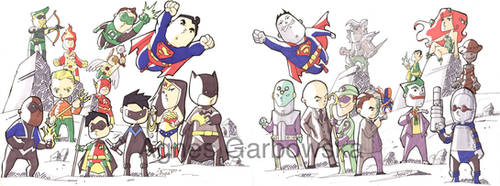 Commission DC Minnies