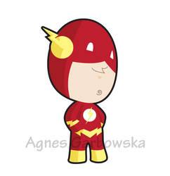 Baby Flash by AgnesGarbowska