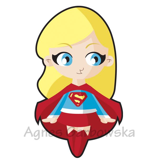 Baby Supergirl By Agnesgarbowska On Deviantart