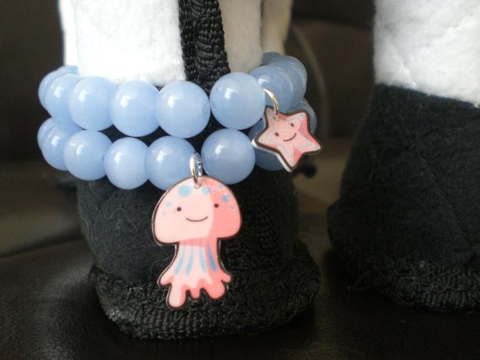 Jellyfish Bracelet by AgnesGarbowska