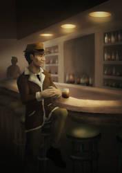 T: Night at the Bar