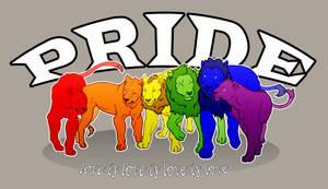 LGBT+ (Lion) Pride Month