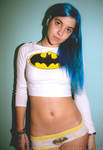 Trust me, I'm Batgirl
