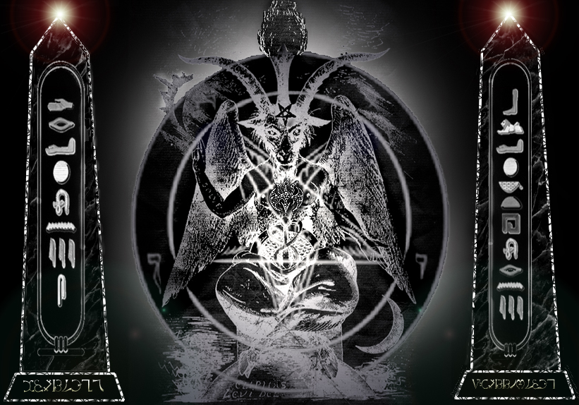 Baphomet's Throne by DBlackthorne