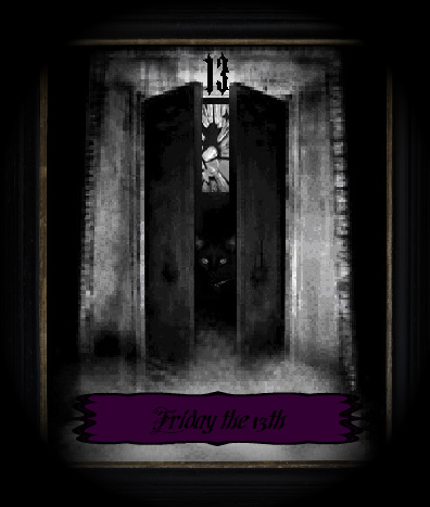 Door 13 by Draconis Blackthorne