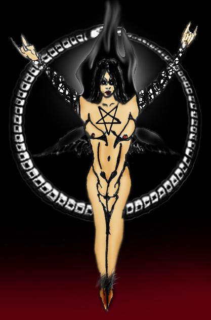 Satantragram I by Draconis Blackthorne