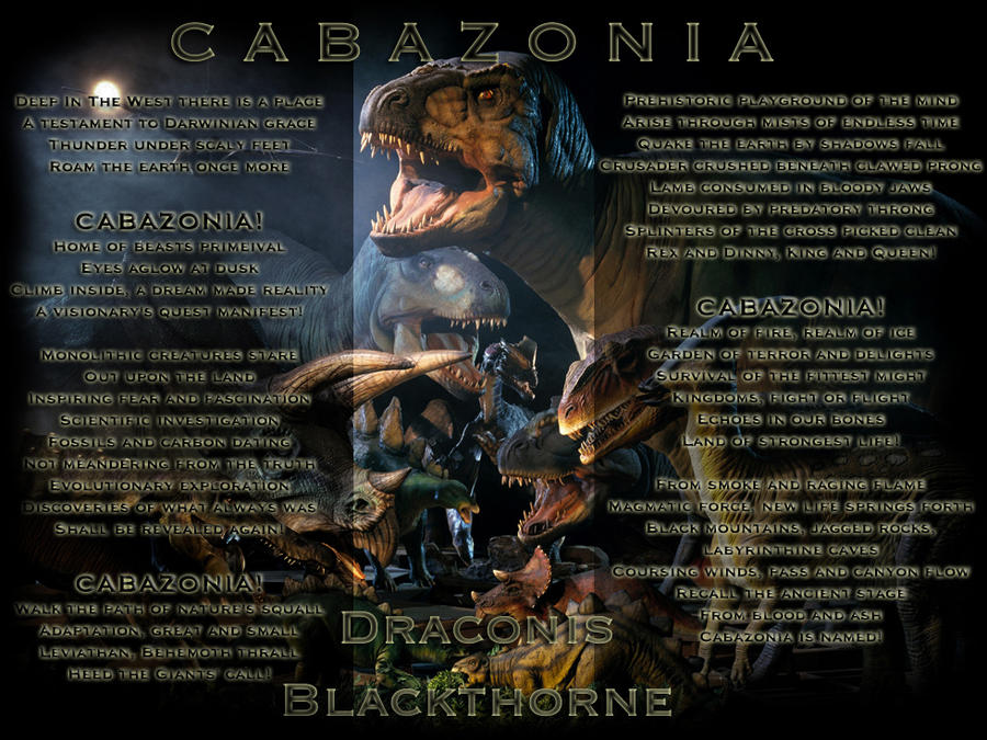 CABAZONIA by Draconis Blackthorne