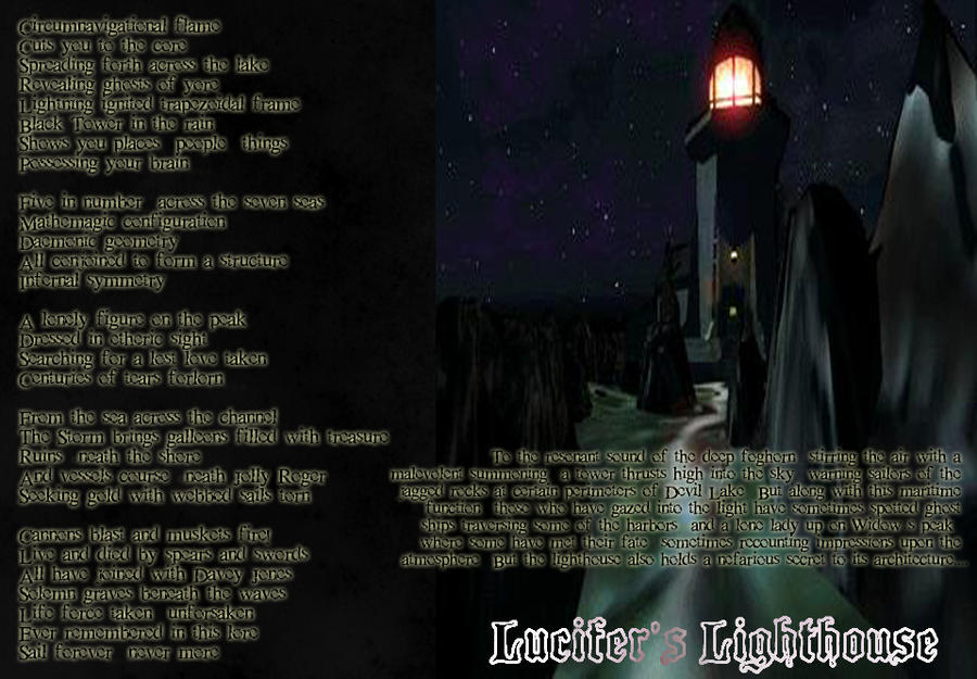 Lucifers Lighthouse
