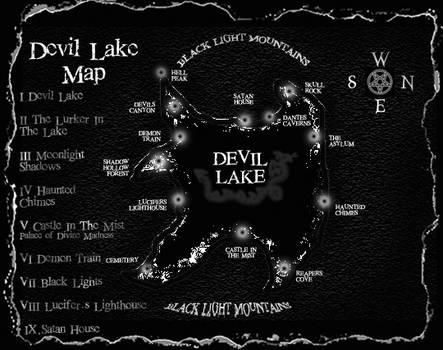Devil Lake Map