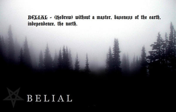 Season BELIAL