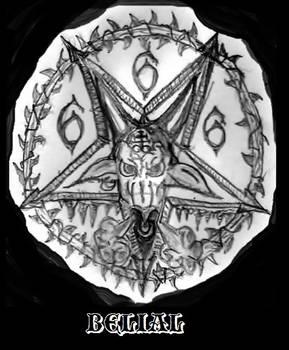 Belial talisman