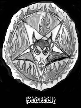 Satan talisman