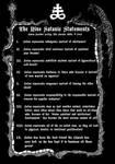 The Nine Satanic Statements