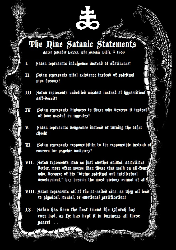 anti cosmic satanism essay 10 forms of satanism that exist around the world patrick w dunne october 26, 2015 share 2k stumble 1 7 anti-cosmic satanism anti-cosmic satanism.