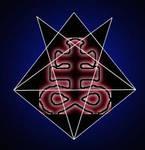 King Diamond Pentagram