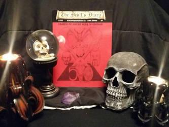 The Devil's Diary XXVI: Walpurgisnacht LI