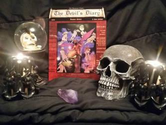 The Devil's Diary XXV: Halloween L