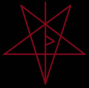 Thorn rune pentagram