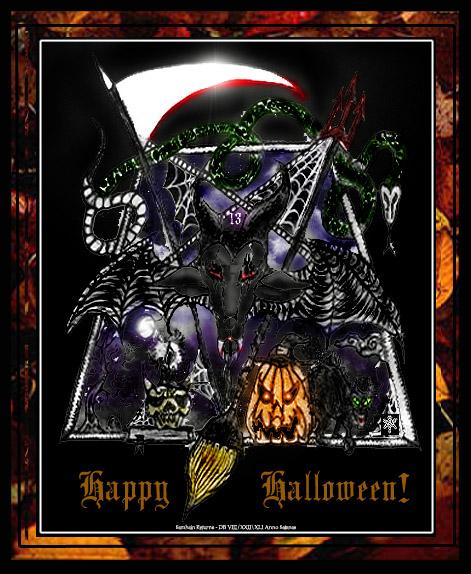Samhain Returns