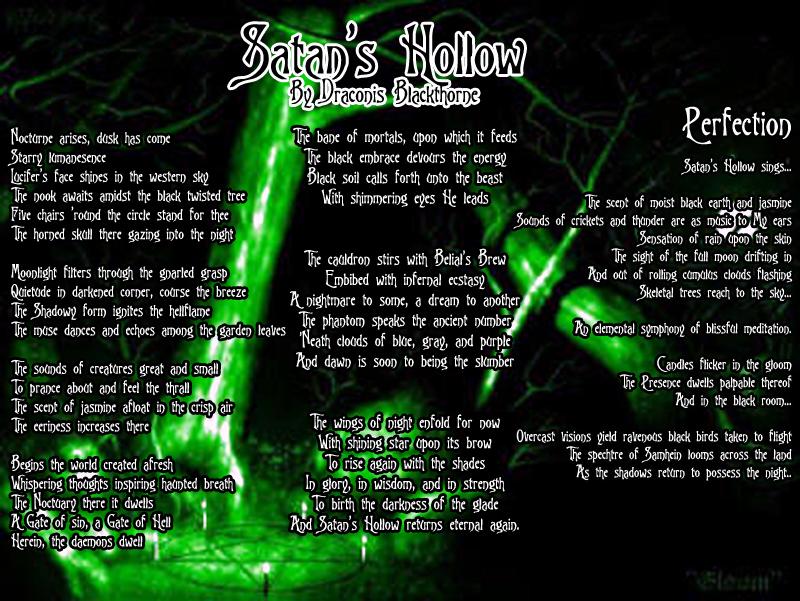 Satan's Hollow