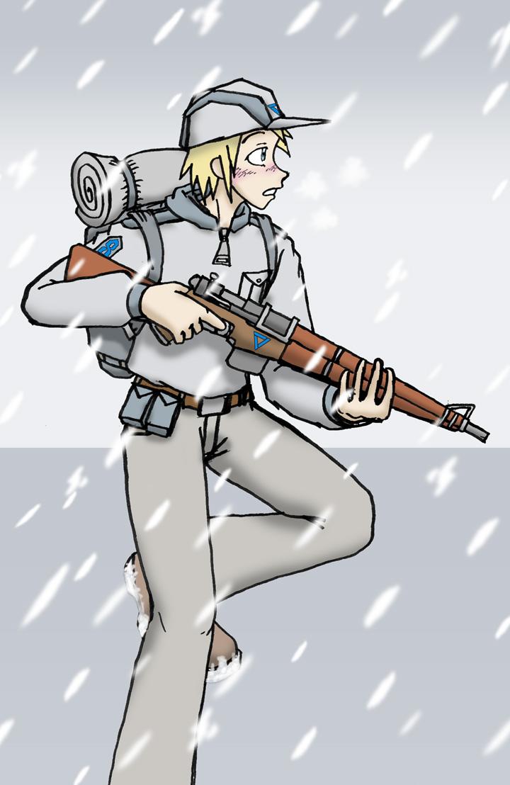 Zaryan Trooper Karachov