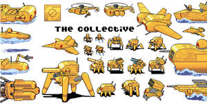 The Collective - AW Faction by CarrionTrooper