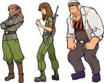 Advance Wars: ZH GLA COs