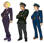 Advance Wars: ZH USA COs
