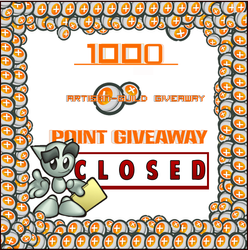 1000 Point Giveaway Competition Contest (Closed)