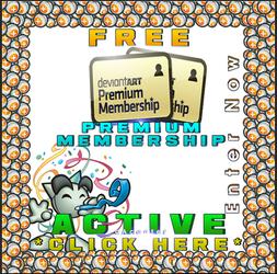 Giving Away FREE Premium Memberships