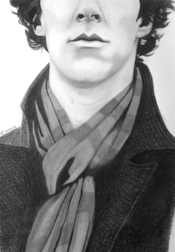 Sherlock by saltylime