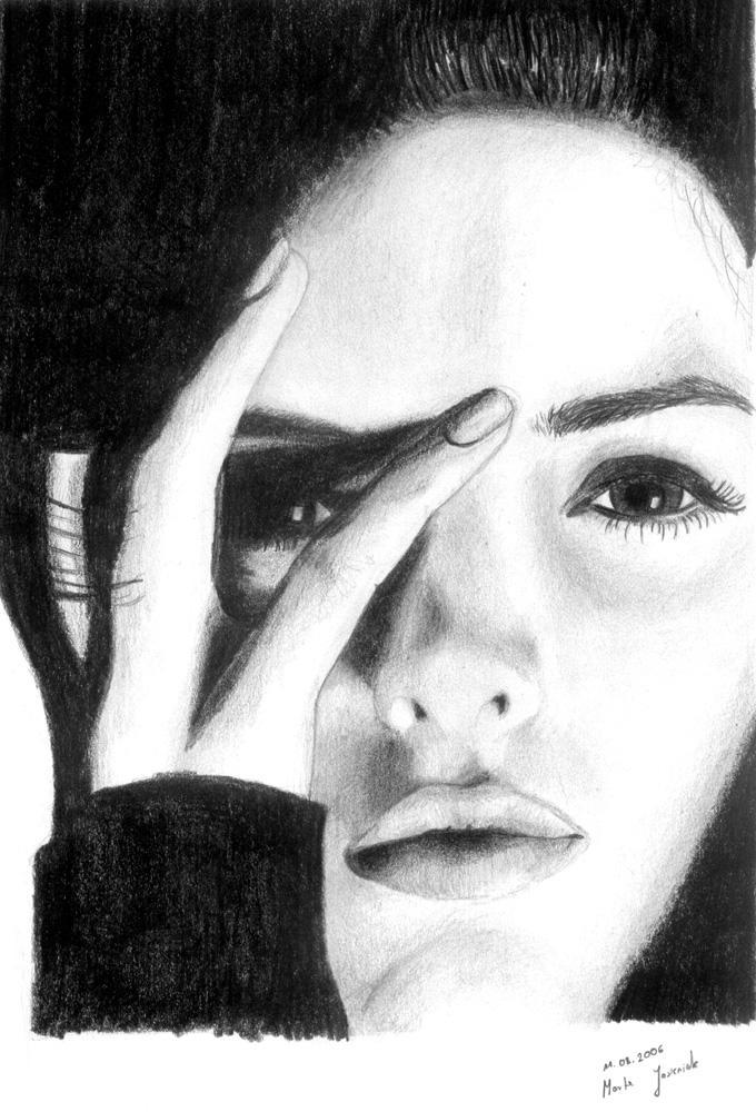 Winona Ryder by ramta