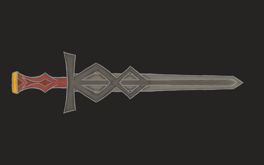 Sword (Two Handed) by AlieoSharp