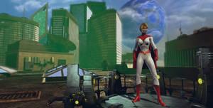 Megagirl/Kara-Kal-El