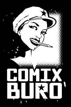 Comix Buro Logo_grunge